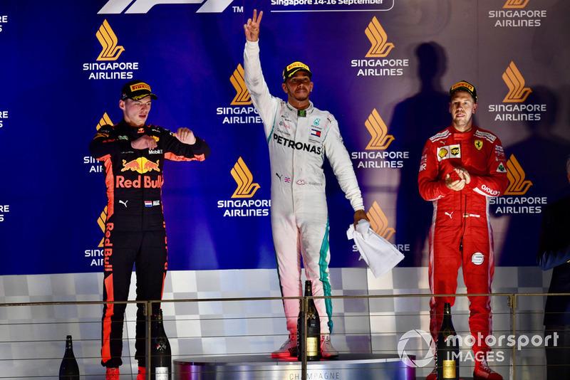 Suasana podium