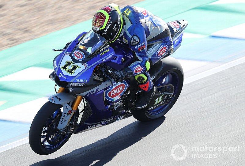 Sandro Cortese, GRT Yamaha WorldSBK Team