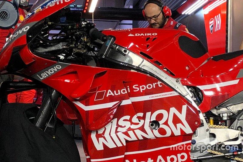 Carena Ducati 2019