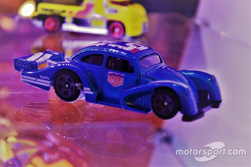 Diecast Volkswagen Kafer Racer Hot Wheels