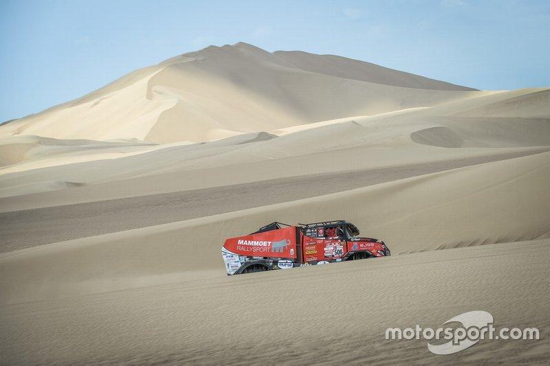 Mammoet Rallysport