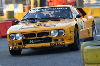 Carlo Incerti, Flavio Zanella, Lancia Rally 037