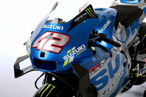 Lançamento da Suzuki