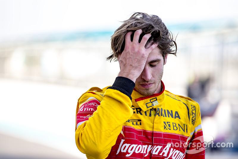 Sub Campeón 2016 GP2 Series  Antonio Giovinazzi, PREMA Racing