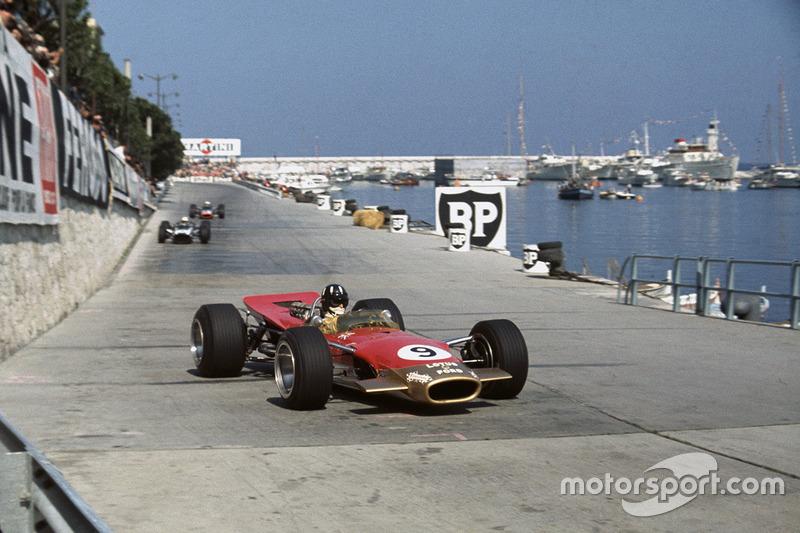 1968 - Graham Hill, Lotus-Ford