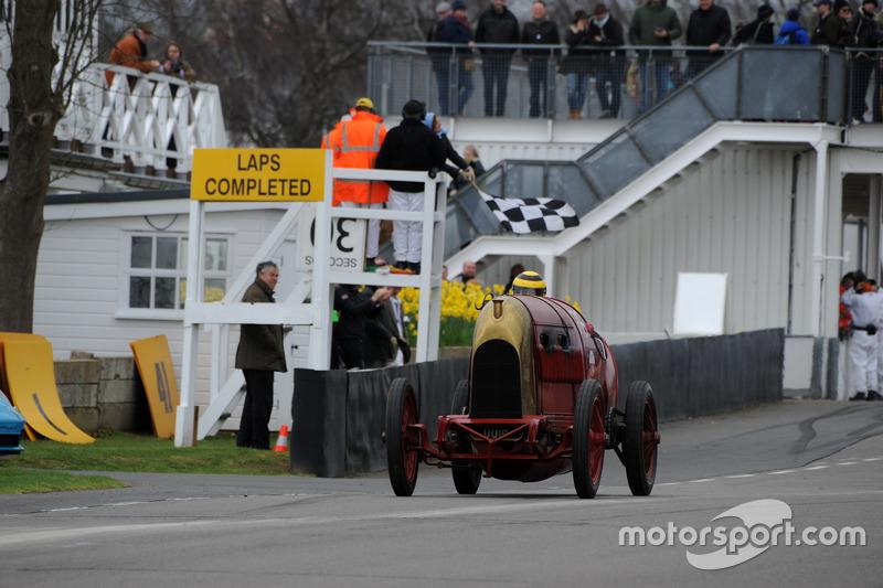 S F Edge Trophy, FIAT, Duncan Pittway