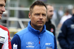 #67 Ford Chip Ganassi Racing, Ford GT: Andy Priaulx