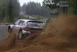 Яри Хуттунен и Антти Линнакето, Škoda Fabia R5, Printsport