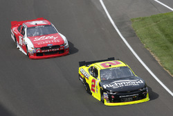 Paul Menard, Richard Childress Racing Chevrolet, Ryan Reed, Roush Fenway Racing Ford