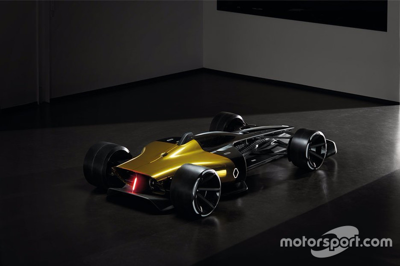 Концепт Renault R.S.2027