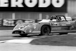 Henri Pescarolo, Graham Hill, Matra-Simca MS670