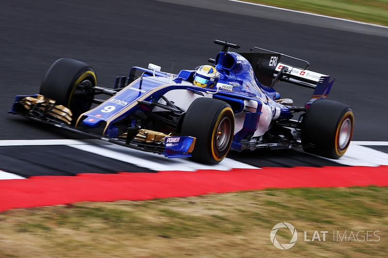 14. Marcus Ericsson, Sauber