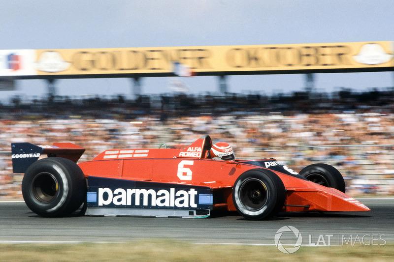 Nelson Piquet, Brabham BT48 Alfa Romeo