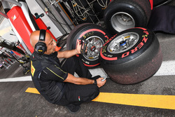 Ingegnere Pirelli e pneumatici Pirelli