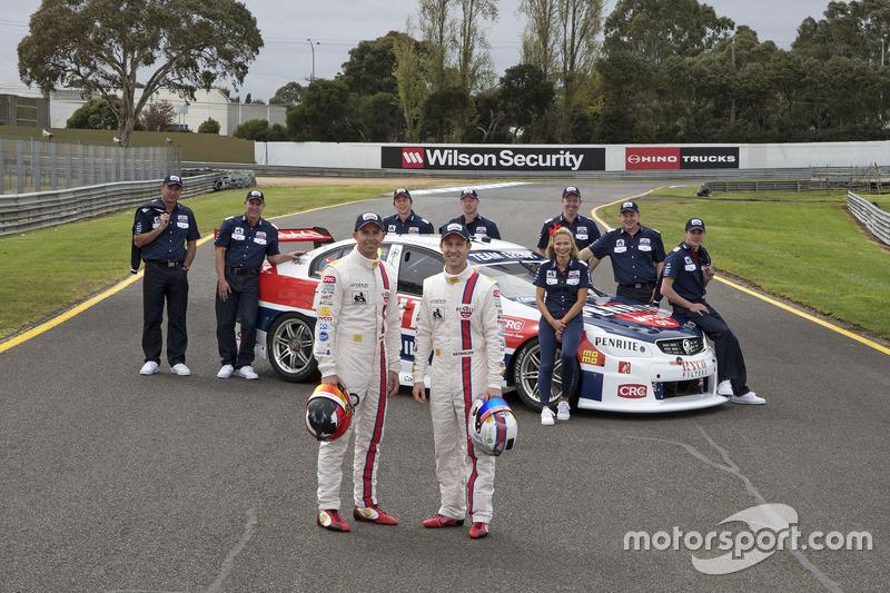 David Reynolds, Luke Youlden, Erebus Motorsport
