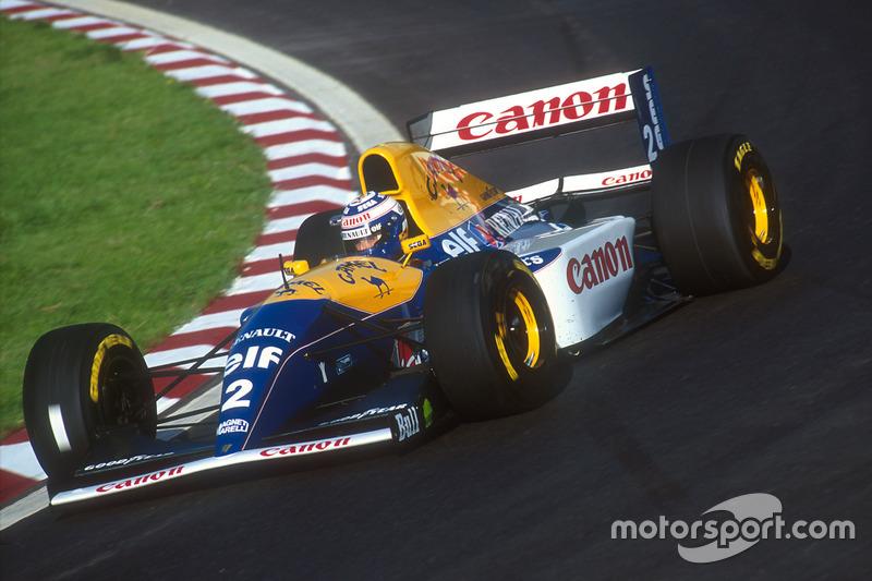 Ален Прост, Williams FW15C Renault