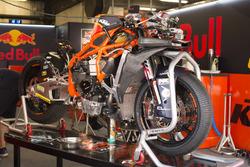 Moto KTM Moto2