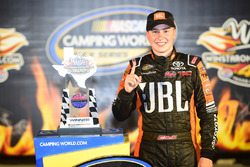 1. Christopher Bell, Kyle Busch Motorsports Toyota