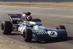 François Cévert, Tyrrell 002 Ford