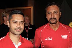 Gaurav Gill, Team MRF, Karamjit Singh