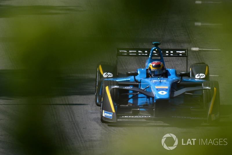 Себастьян Буемі, Renault e.Dams