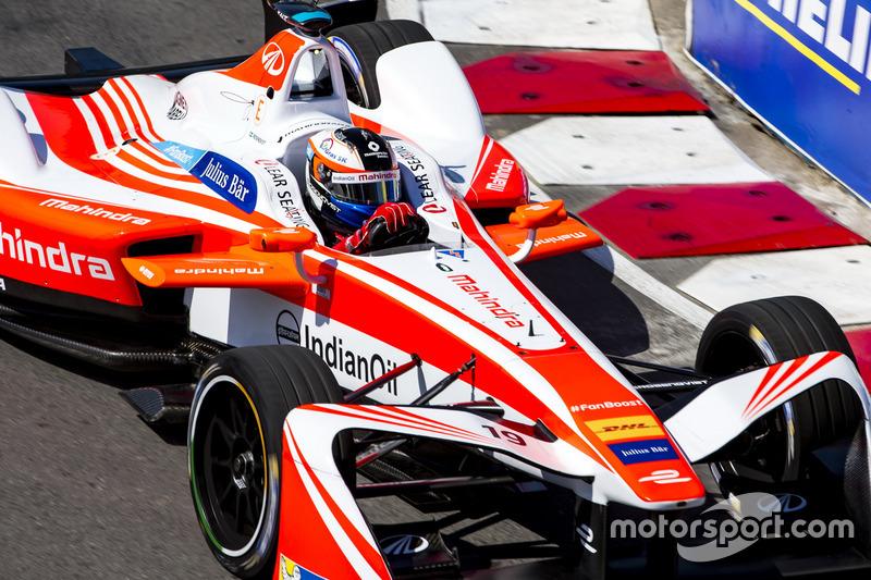 Ник Хайдфельд, Mahindra Racing, Spark-Mahindra, Mahindra M3ELECTRO