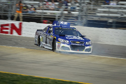 Jamie McMurray, Chip Ganassi Racing Chevrolet in trouble