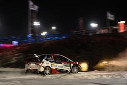 Отт Тянак, Мартін Ярвеоя, Toyota Yaris WRC, Toyota Gazoo Racing