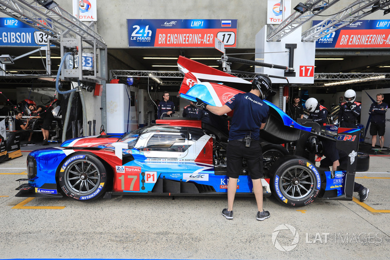 #17 SMP Racing BR Engineering BR1
