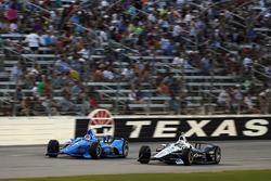 Эд Карпентер, Ed Carpenter Racing Chevrolet, и Симон Пажено, Team Penske Chevrolet