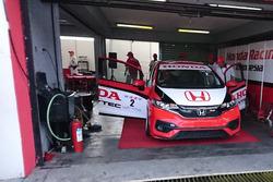 Rio SB, Honda Racing Indonesia