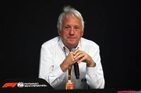 Charlie Whiting, Delegato FIA nella conferenza stampa