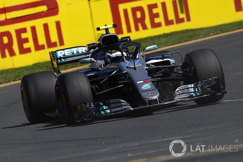 3. Valtteri Bottas, Mercedes-AMG F1 W09 EQ Power+