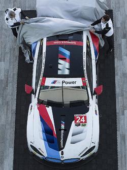 Презентація BMW M8 GTE