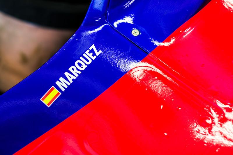 Заїзди Марка Маркеса на Toro Rosso