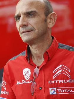 Pierre Budar, Team principal Citroen Racing