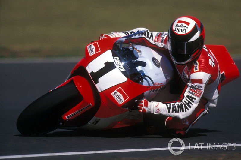 1992 - Wayne Rainey, Yamaha