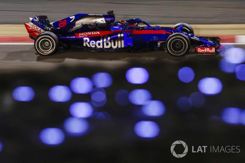 11. Брендон Хартлі, Toro Rosso STR13 Honda