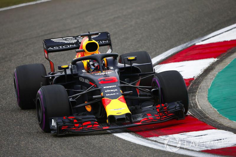 Даніель Ріккаро, Red Bull Racing RB14 Tag Heuer