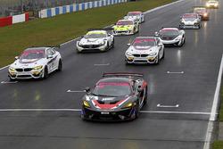 David Pattison, Joe Osborne Tolman Motorsport Ltd McLaren 570S GT4
