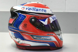 Kask, Sacha Fenestraz, Carlin, Dallara Volkswagen