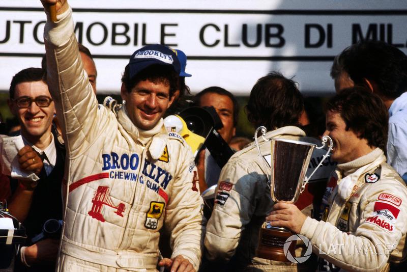 Jody Schekter: Anos na Ferrari: 1979-1980 / GPs: 28 / Vitórias: 3 / Títulos: 1