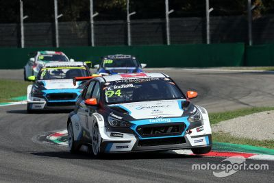 TCR Europe : Monza