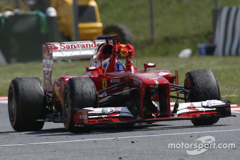 2013 - Gran Premio di Spagna