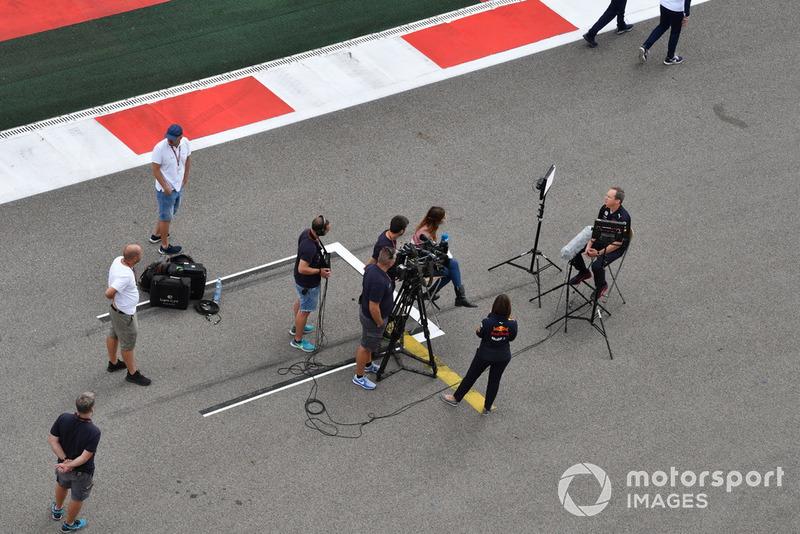 Wawancara Paul Monaghan, Chief Engineer Red Bull Racing