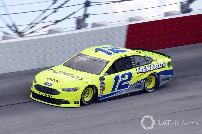 Ryan Blaney, Team Penske, Ford Fusion