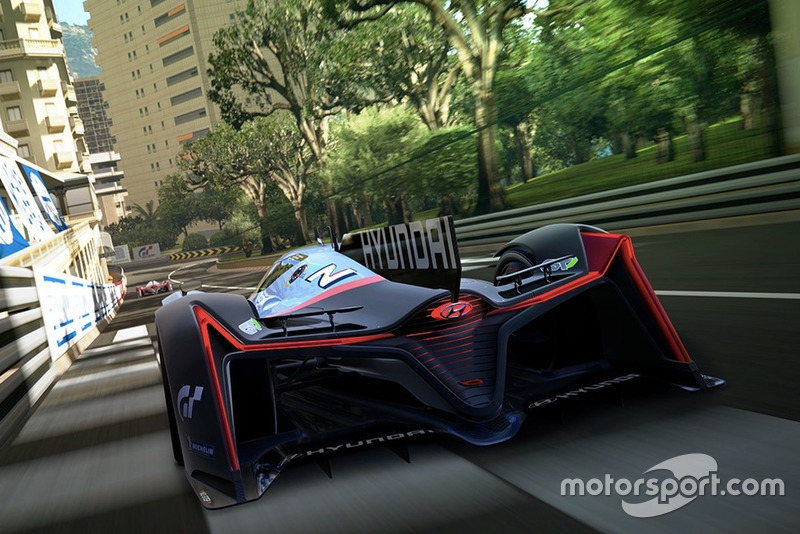 HYUNDAI N 2025 Vision Gran Turismo (september 2015)