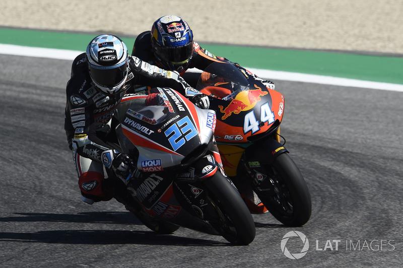Marcel Schrotter, Dynavolt Intact GP Miguel Oliveira, Red Bull KTM Ajo