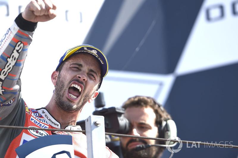 #13 GP de San Marino - Victoria: Andrea Dovizioso