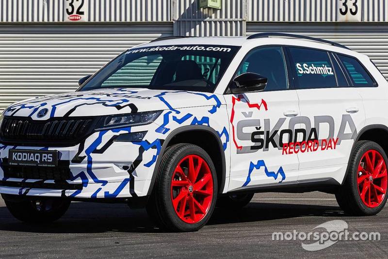 Skoda Kodiaq RS 2019 року